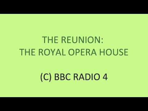 R4 THE REUNION: The Royal Opera House