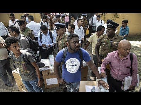 Voting begins for presidential election in Sri Lanka