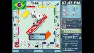 Monopoly Game (PC) Gameplay! Parte 1