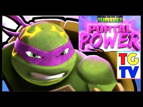Teenage Mutant Ninja Turtles TMNT Portal Power 4/5