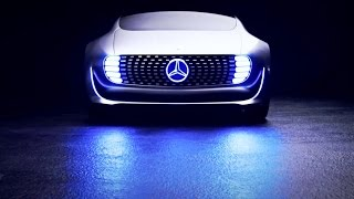 On the way to autonomous driving - Mercedes-Benz original