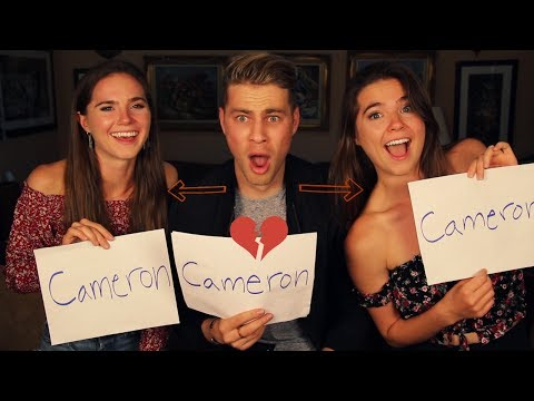 WHO'S MOST LIKELY TO ft Nina and Randa  Cameron Fuller