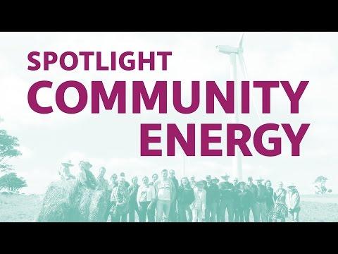 Spotlight Community Energy crowdfunding