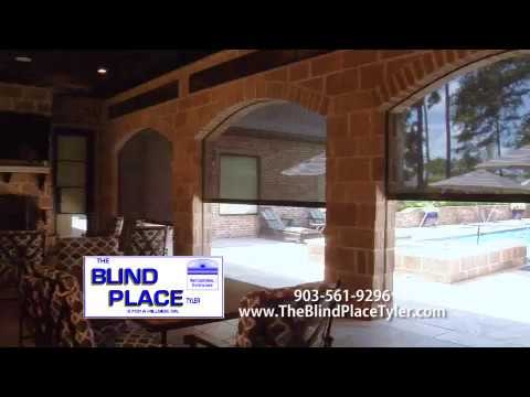 The Blind Place Tyler Universal Screens Tx