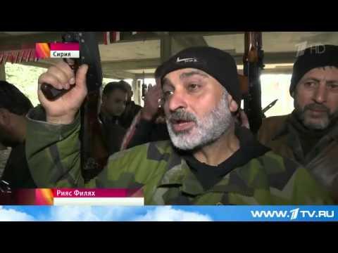 В Сирии идут воевать добровольцы