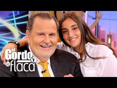 Raúl de Molina casi sufre un ataque por culpa de su hija Mia | GyF
