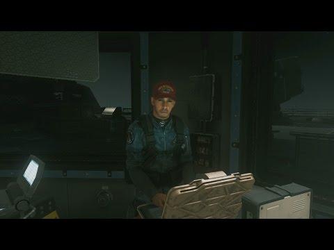 Call Of Duty - Infinite Warfare Operation Port Armor Veteran Walkthrough LEWIS HAMILTON!!