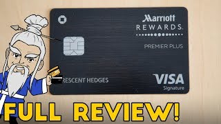 Chase Marriott Premier Plus Card Review