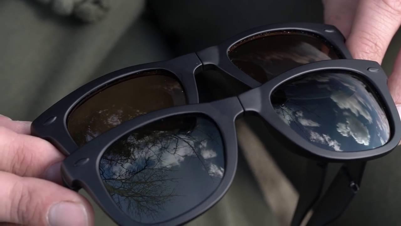 f2159965b0 Nash Polarised carp fishing glasses from Fishtec - YouTube