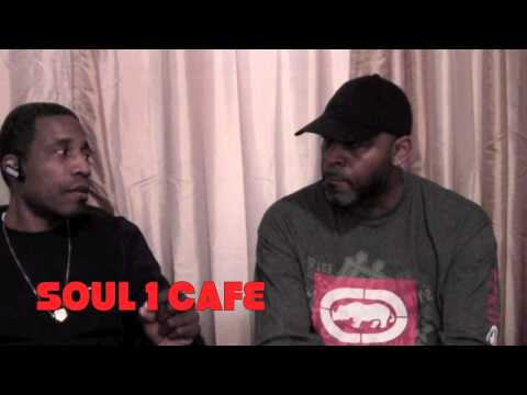 CARL T SMITH INTERVIEW ON SOUL 1 CAFE!