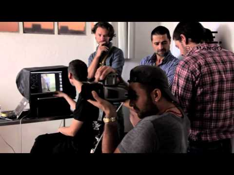 Making of Gerard Piqué for H E  by MANGO SS12