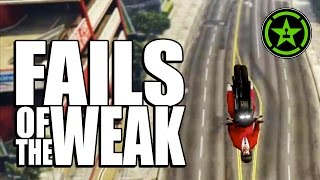 Fails of the Weak: Ep. 261 - GTA V, Mad Max, and Metal Gear Solid V!