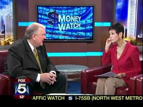 John Adams on Fox 5 - Georgia Property Tax Update