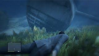 GTA V TRUCO Plata Dinero Infinito en el Mar para Armas Grand Theft Auto 5 GTA 5 PS3 Xbox360 Ser Rico
