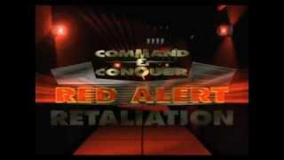 Command & Conquer Red Alert Retaliation Intro  (PS1)
