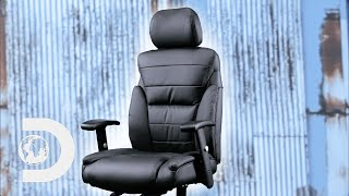 OFFICE CHAIRS & VINOBREW | How It's Made