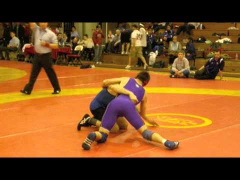 2010 Guelph Open: 66 kg Josh Dawson vs. Alex Roman