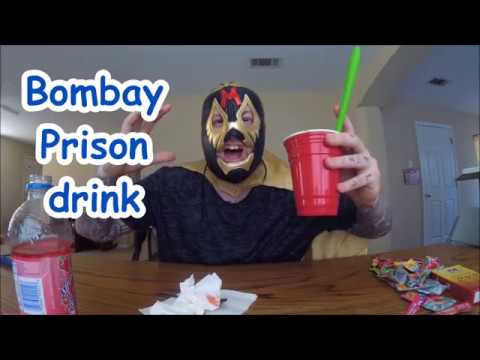 How to make a Bombay Prison drink