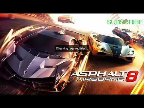 Asphalt 8 Highly Compressed 5MB (With Gameplay)