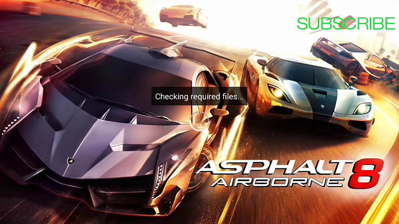 Asphalt 8 Highly Compressed 5MB (With Gameplay) by TheGamingAndroid
