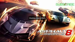 Asphalt 8 Highly Compressed 5MB (With Gameplay)