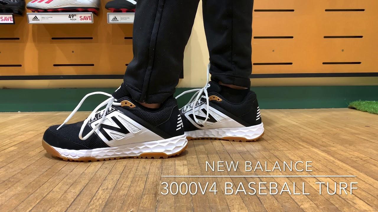 Put me in Coach! ⚾️ New Balance 3000V4
