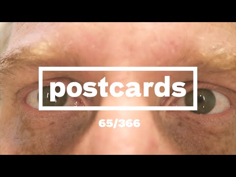 Postcards 65/366 - In equilibrio su un filo
