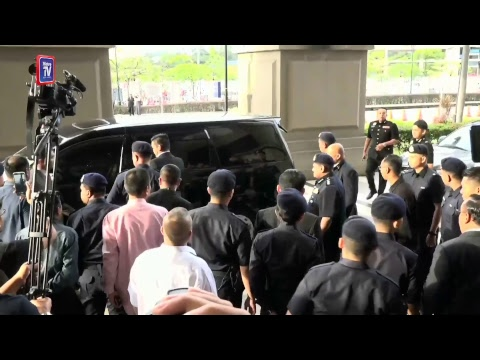 UMNO President Datuk Seri Dr Ahmad Zahid Hamidi to be charged at the Kuala Lumpur Sessions Court