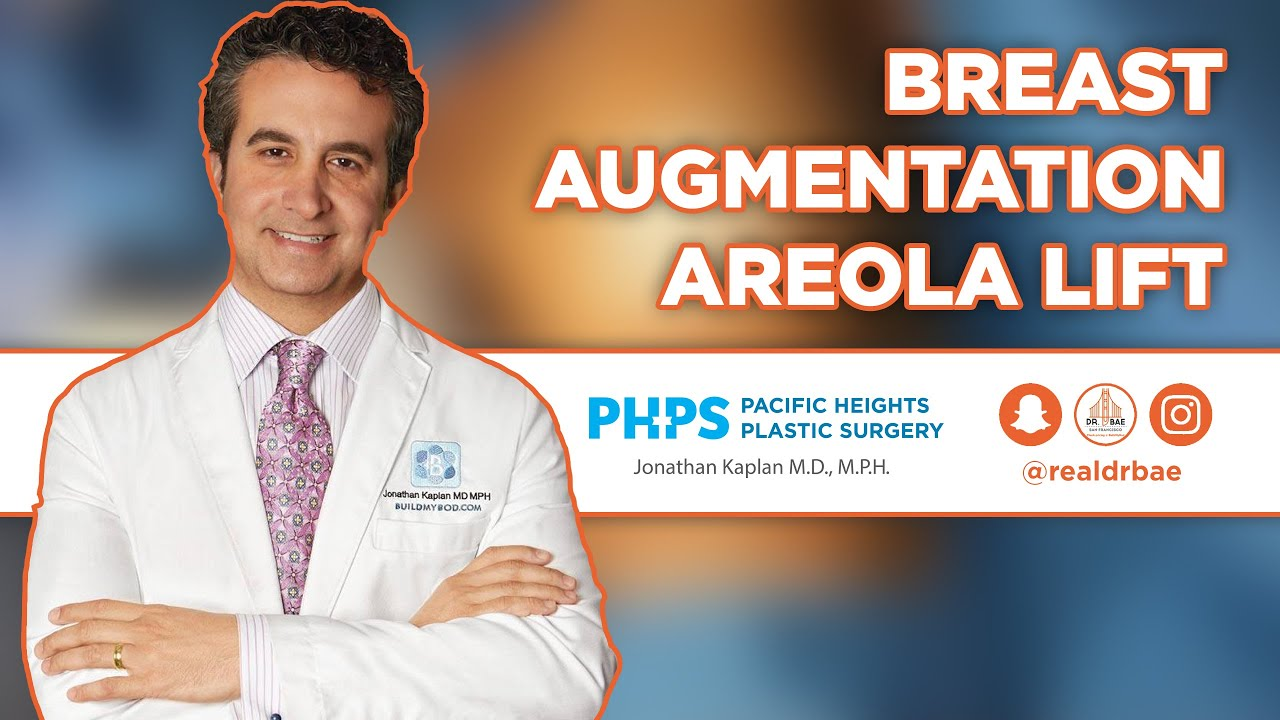 Breast Augmentation W Areola Lift  Pacific Heights