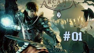 Let's Play ArcaniA Gothic 4 (Deutsch/HD) #1 - Der Hirte
