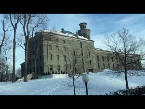 My Visit to Quebec 11 December 2016