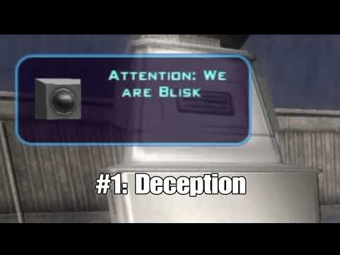 Destroy All Humans! 2 Blisk Emergency Transmission & All 3 Furon Messages