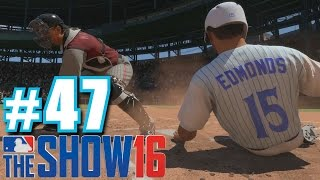 NAIL BITER! | MLB The Show 16 | Diamond Dynasty #47