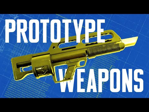 5 Iconic Gaming Weapons That Aren't As Real As You Think - Loadout