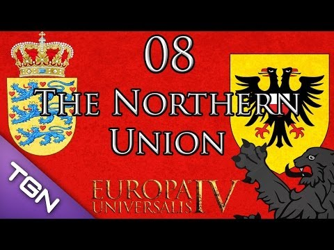 Let's Play Europa Universalis IV Wealth of Nations The Northern Union w/ Zach Part 8