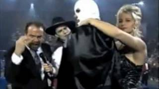 WCW Halloween Phantom Unmasks