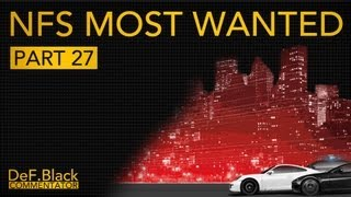 NFS Most Wanted 2012 PC - Part 27: Bac Mono - Dutch Commentary