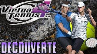 Découverte | Virtua Tennis 4 | Un match de folie !!!