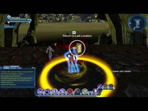 DC universe online: Raising Hades