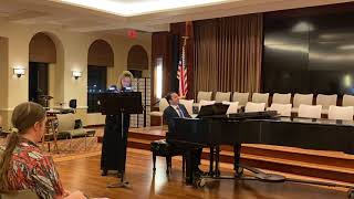 Ulli Reiner and Michael Krause in Recital, Sunday November 10th, 2019  Part One