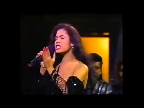 Selena - Como La Flor - Premios Lo Nuestro 1993