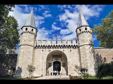 Topkapi Palace | Virtual tour | Walk around | Istanbul | Turkey