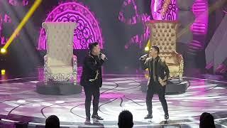 Gambar cover DUET KEREN NASSAR & ZAM RYZAM - Gejolak Asmara || DA ASIA 4 TOP 4 Show