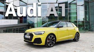 Audi A1 2020 - Tecnología de punta en un envase pequeño | Autocosmos Video