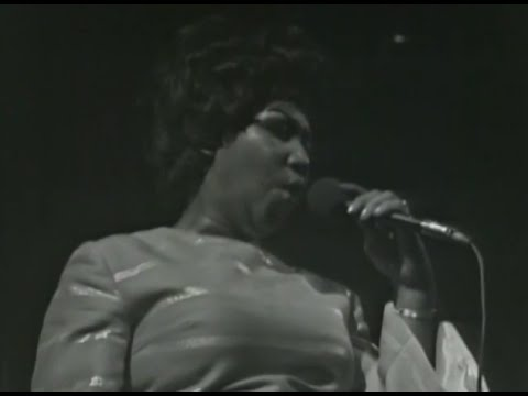 Aretha Franklin - Don't Play That Song - 3/5/1971 - Fillmore West (Official)