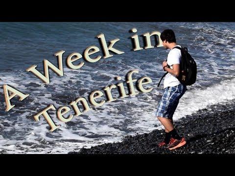 A Week in Tenerife (25th June - 2nd July) [Travlog]