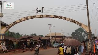 An Igbo woman from Umunede Delta state calls for development in her village