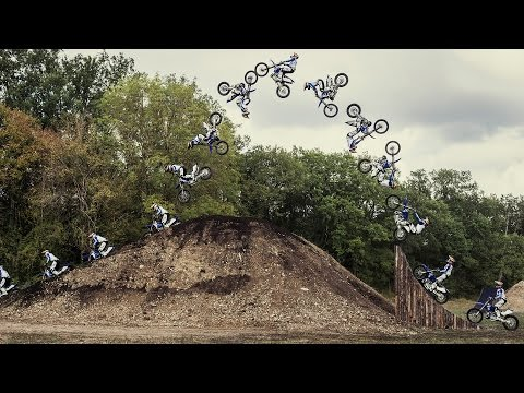 Freestyle FMX Tricks in Tom Pagès Epic Backyard   HOMEWORX