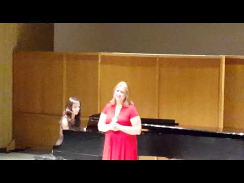 Sandy Greene Recital