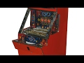 Tour of arcade magic 7 coin pusher it's Massive!